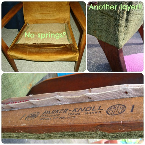 craftypainter: Parker Knoll Re-upholstery