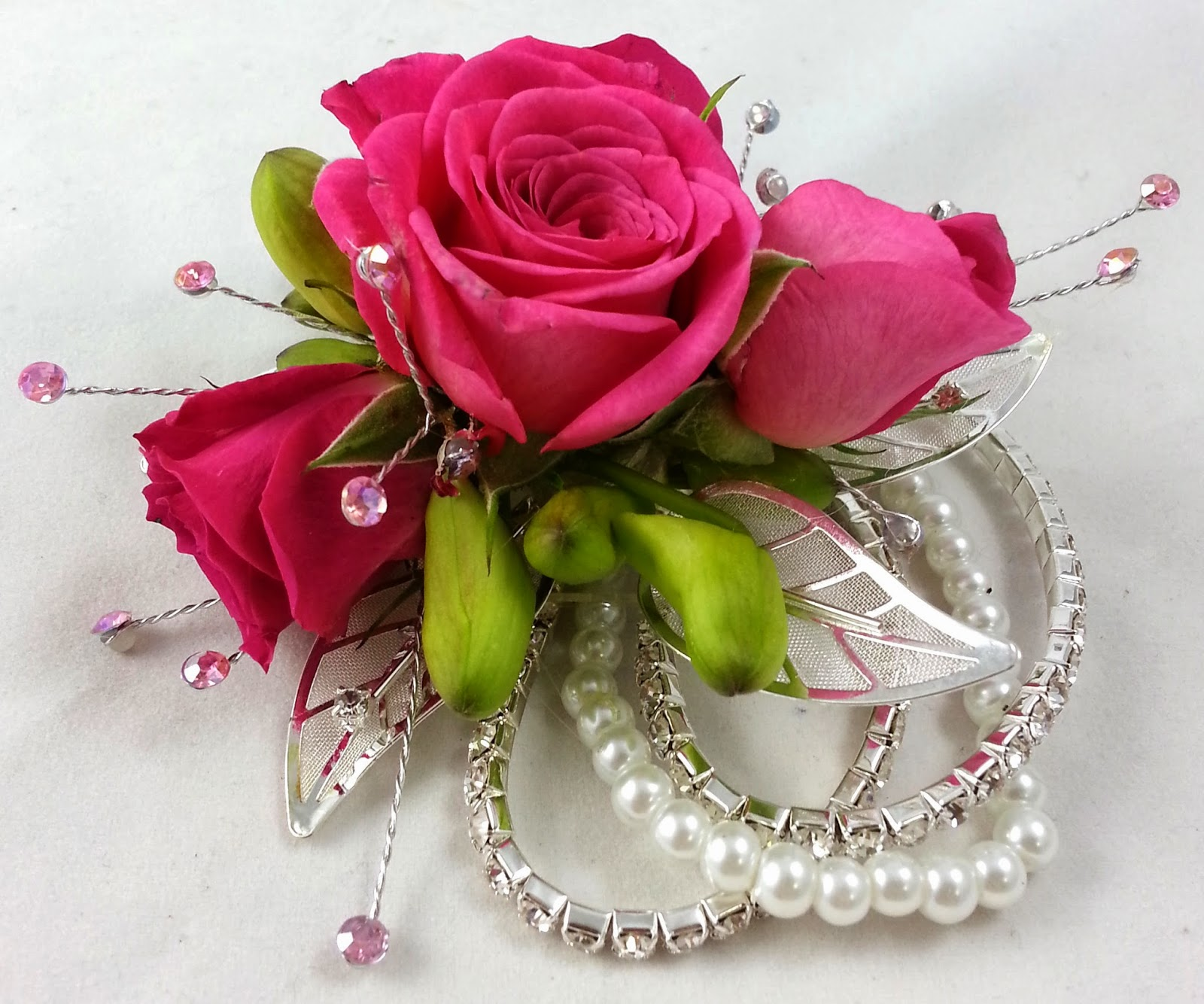 Flowers Corsages Boutonnieres on Pinterest