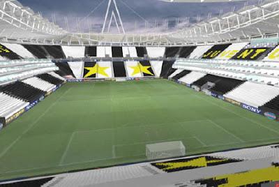 nuovo stadio juventus