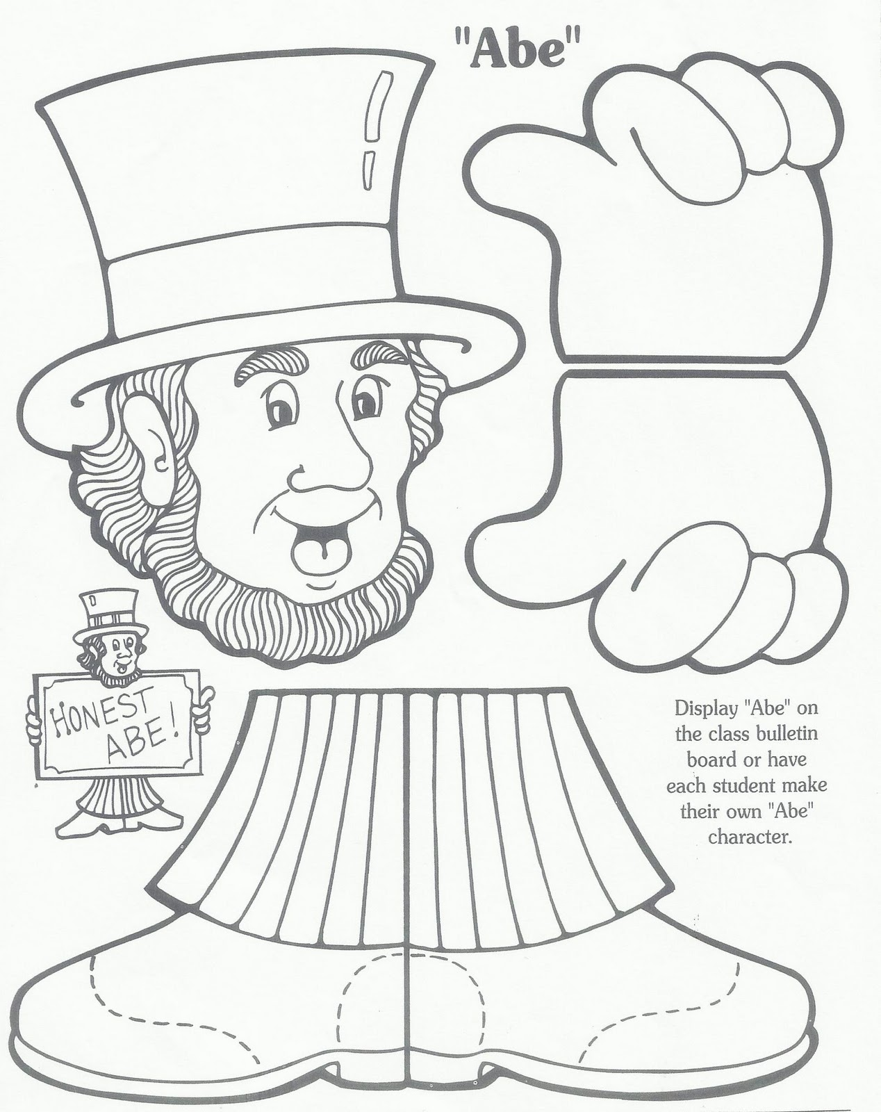 additionally Monster High Baby Coloring Pages also George Washington ...