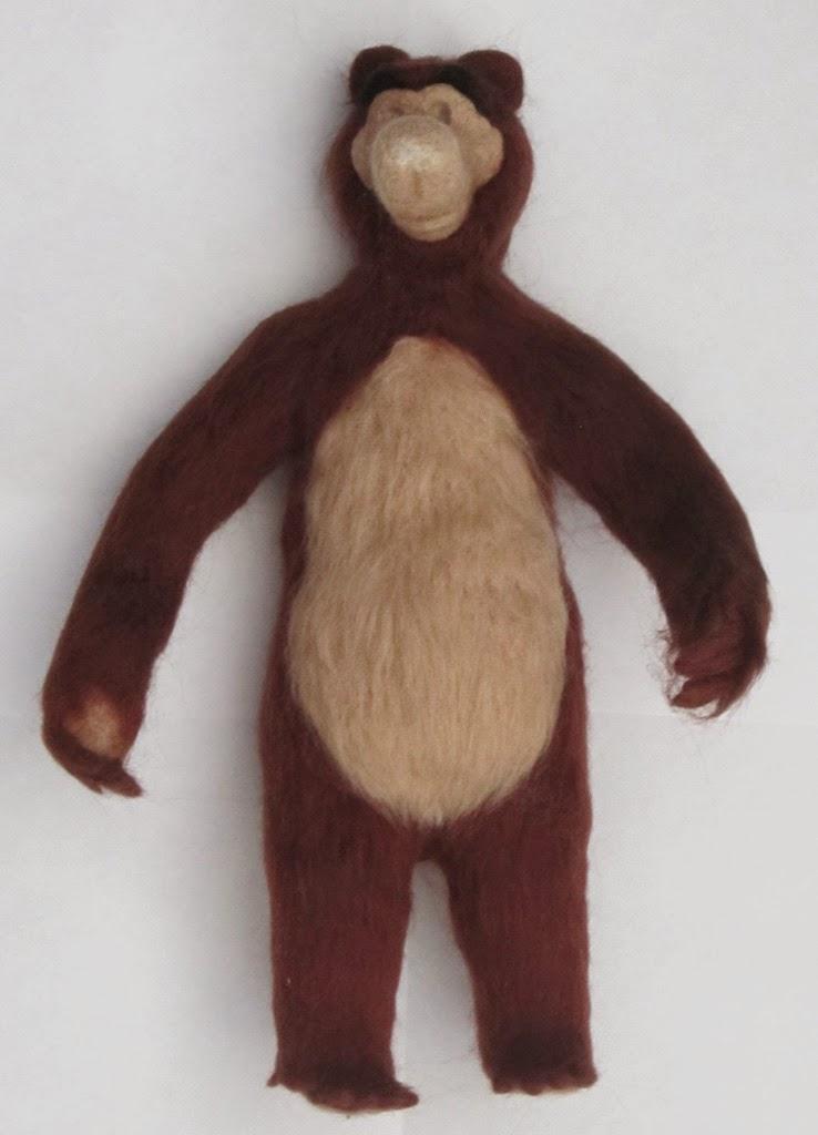 валяниешерсти.рф игрушки валяние из шерсти