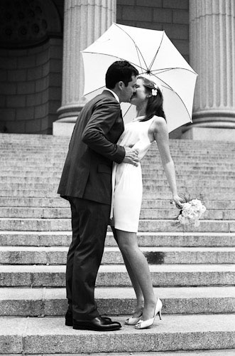 A cup of jo new york city hall wedding afternoon on a hill for City hall wedding dresses nyc