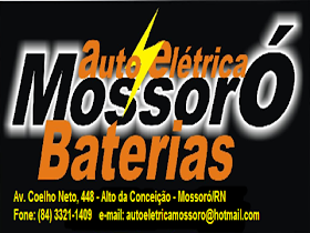 AUTO ELÉTRICA MOSSORÓ BATERIAS