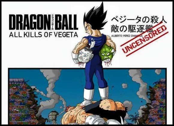 Las muertes de Dragon Ball Z según cada personaje