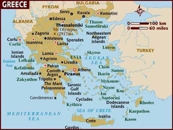 Wulff\'s Blog: 1992 DMLC College Tour Part V Greece (Patras, Delphi ...