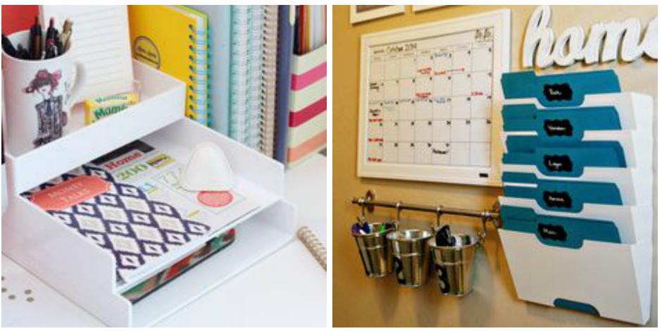 Fabulous Organiser son bureau pour la rentrée | Chloeschlothes BV36