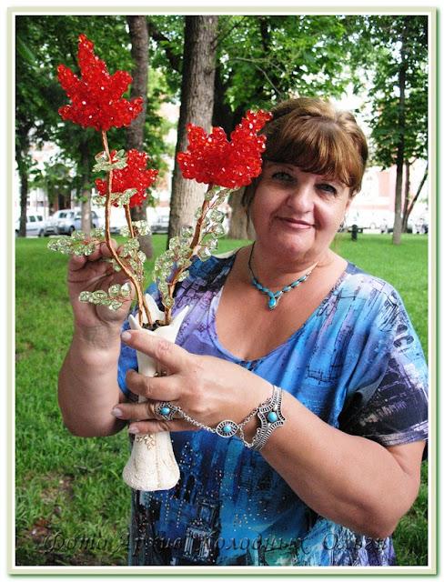 Мастер Наталья Куликова