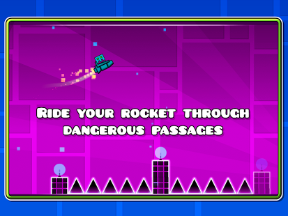 game geometry dash lite cho android