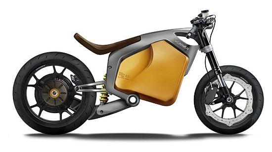 e-Carver Tron Motorcycle