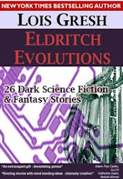$4.99 on AMAZON! ELDRITCH EVOLUTIONS