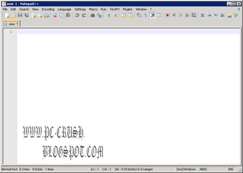 notepad++ 5.7 portable free