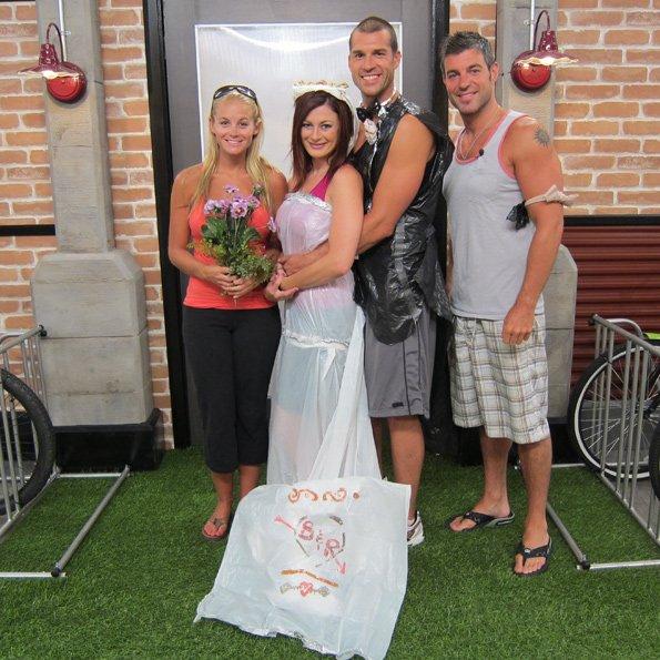 Bb13 brenchel wedding