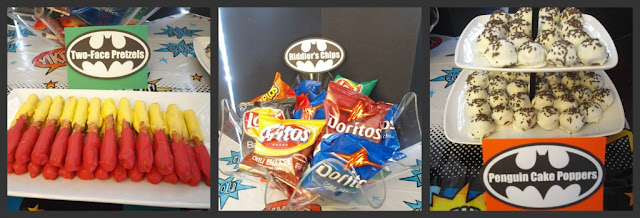 Harley Quinn Healthy Food Ideas