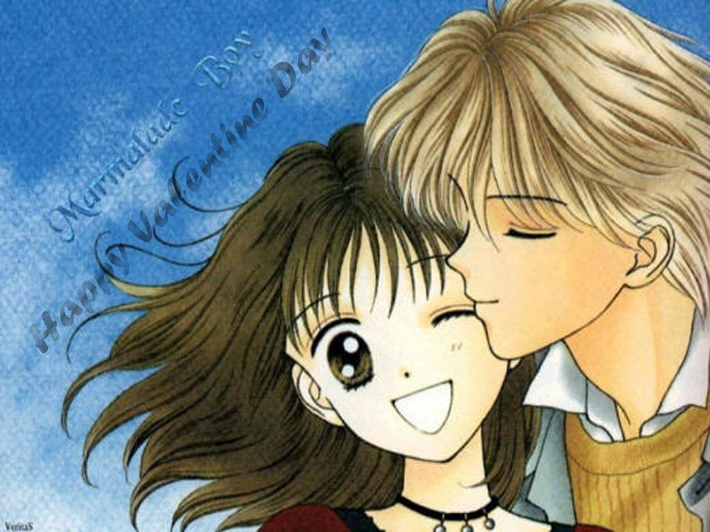 In Love Anime HD desktop wallpaper : High Definition ...