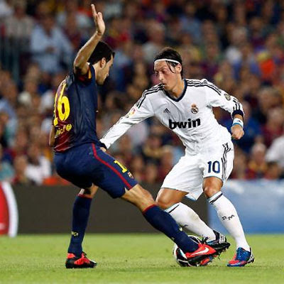 FC Barcelona Real Madrid 2-2
