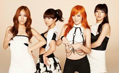 Biodata dan Foto Miss A (Girlband Korea)