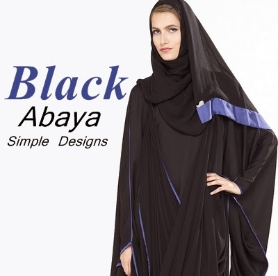 Jilbab Designs 2015 Plain Abaya Designs 2015-16