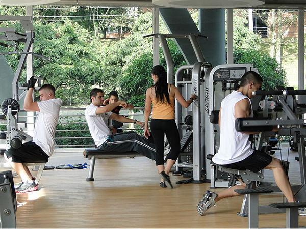 Las mejores rutinas para el gimnasio hecho por tu salud for Mejores gimnasios