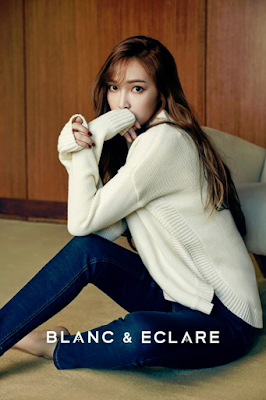 Jessica Jung BLANC & ECLARE Fall Winter2015