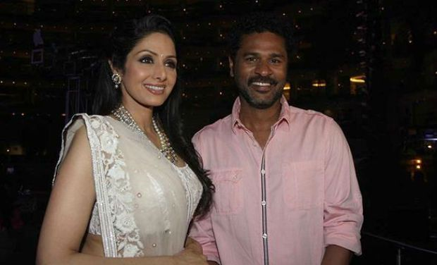 Sridevi Dance With Prabhu Deva