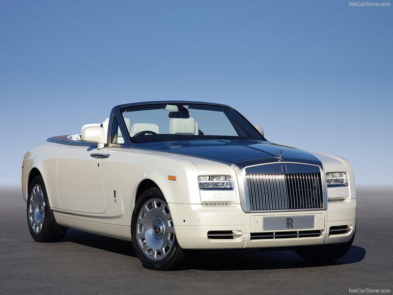Rolls-Royce Phantom Drophead Coupe (2013)