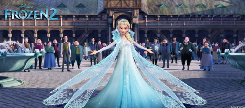 "Once Upon A Blog...: ""Frozen 2"" Officially in Development"