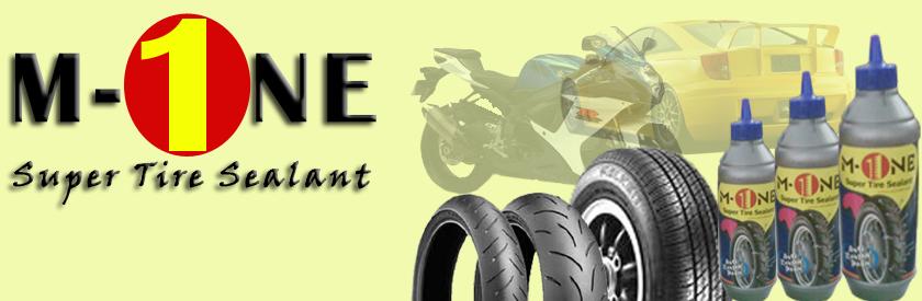 M-One Super Tyre Sealant