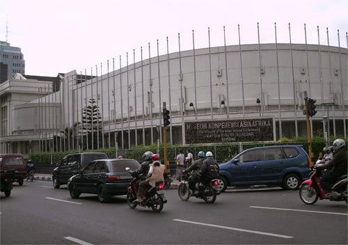 Wisata Ke Museum Konferensi Asia Afrika, Bandung