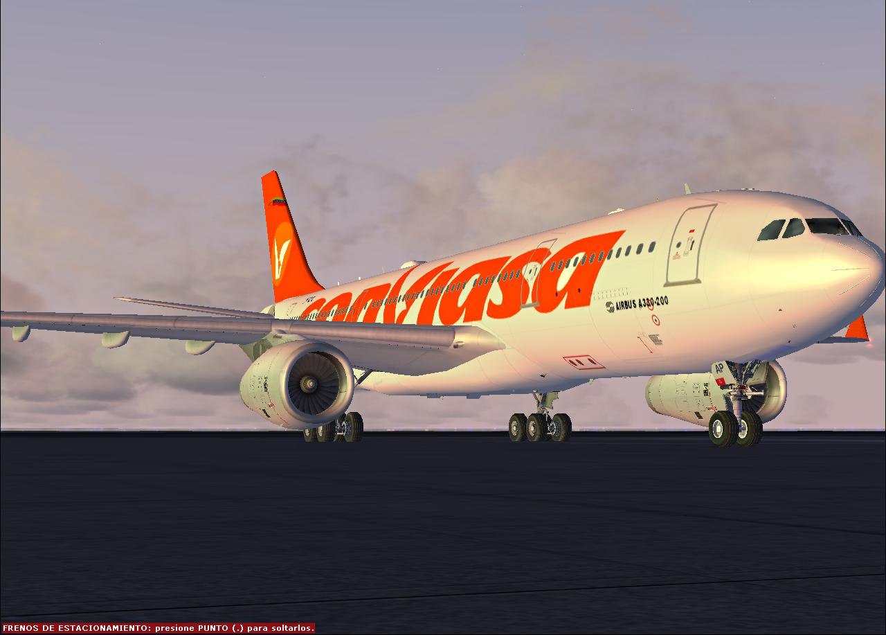 .:FSAqui:.: [FS9/FSX]Simmer Sky Overland (SMS) Airbus A340