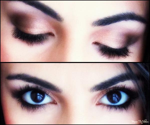 Comfort Zone Palet İle Bakır-Bronz Göz Makyajı