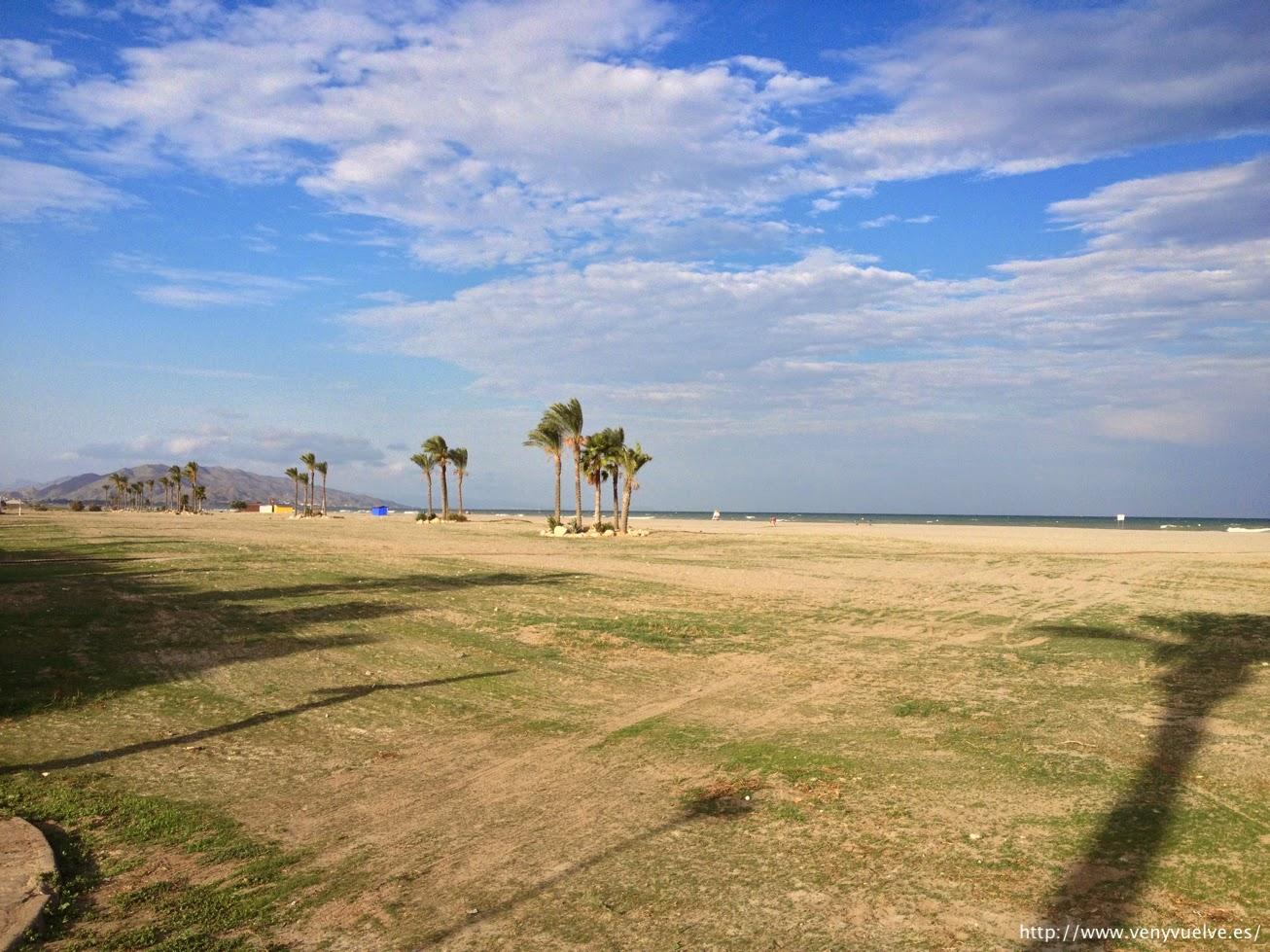 Playas de Garrucha en Almería