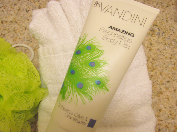 Aldo Vandini - Moments Amazing Reichhaltige Body Milk