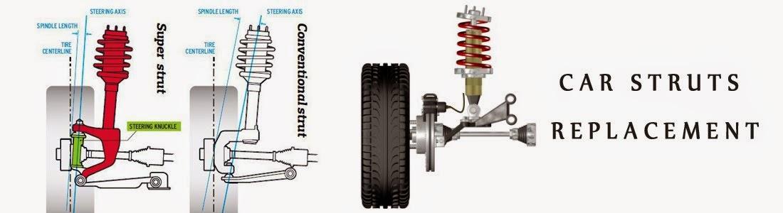 Car Struts Replacement