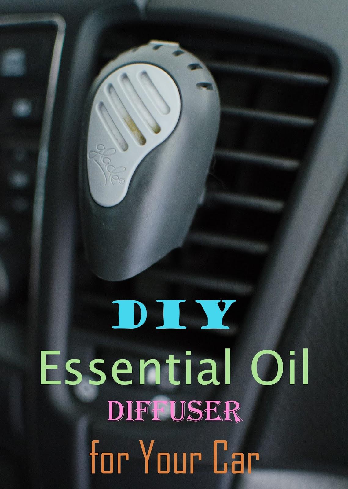 our little loves diy essential oil diffuser for your car. Black Bedroom Furniture Sets. Home Design Ideas
