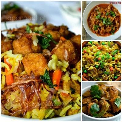 Soya Recipes