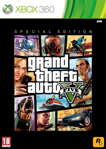 Download - Jogo Grand Theft Auto V XBOX360-QUACK (2013)