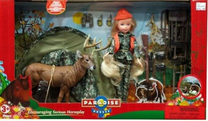 Toys From Cabela S : Huntress view the little christmas list