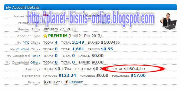 cara mencari uang di internet, cari uang di internet, cara cepat dapat uang, cara menghasilkan uang dari internet,ptc terpercaya, uang ptc neobux, uang gratis