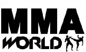 MMA WORLD LOGO