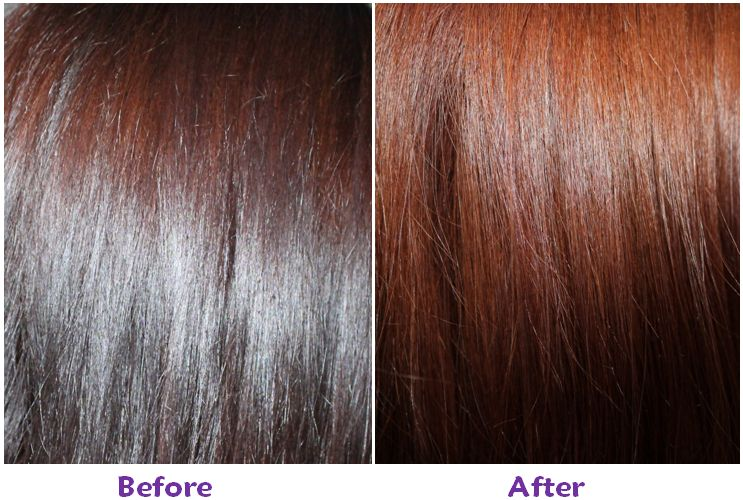 My peter mark loreal inoa hair colour experience fitz n bitz apart from the new colour i decided to go for a new middle parting and for the cut i got about an inch taken off and long layers around my face on urmus Choice Image