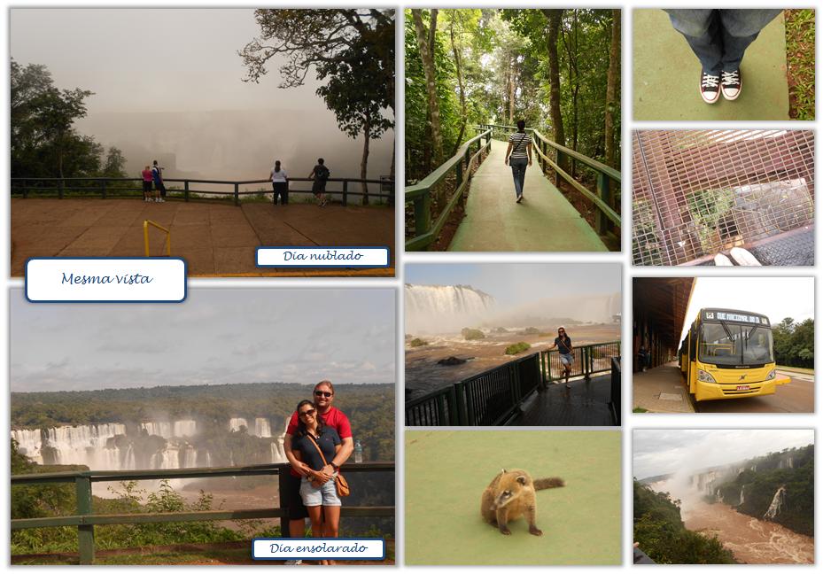 Parque Nacional das Cataratas - A História da Gaby