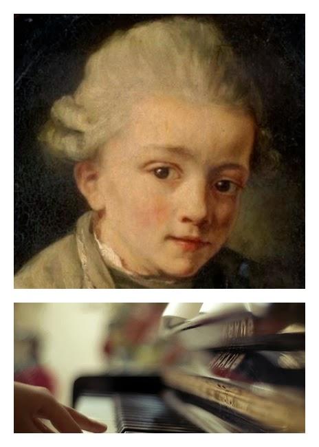 Mozart personaje oculto