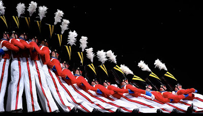 The Rockettes Dance of the Wooden Soldiers