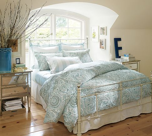 Ashley Furniture Paisley Bedding