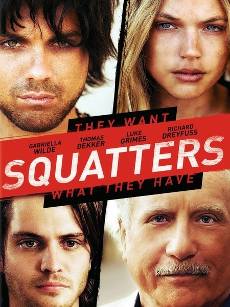 Squatters (2014) DVDRip