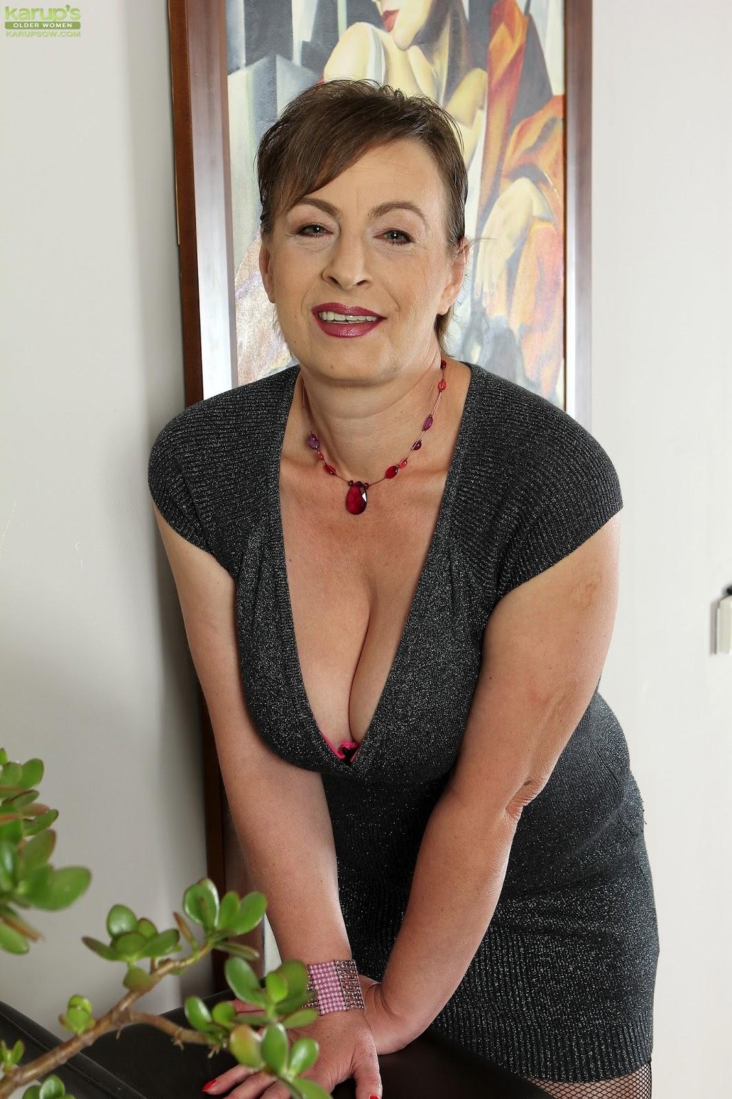 older women naked