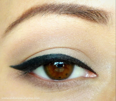 Liner Semi Permanent Eyes Cat