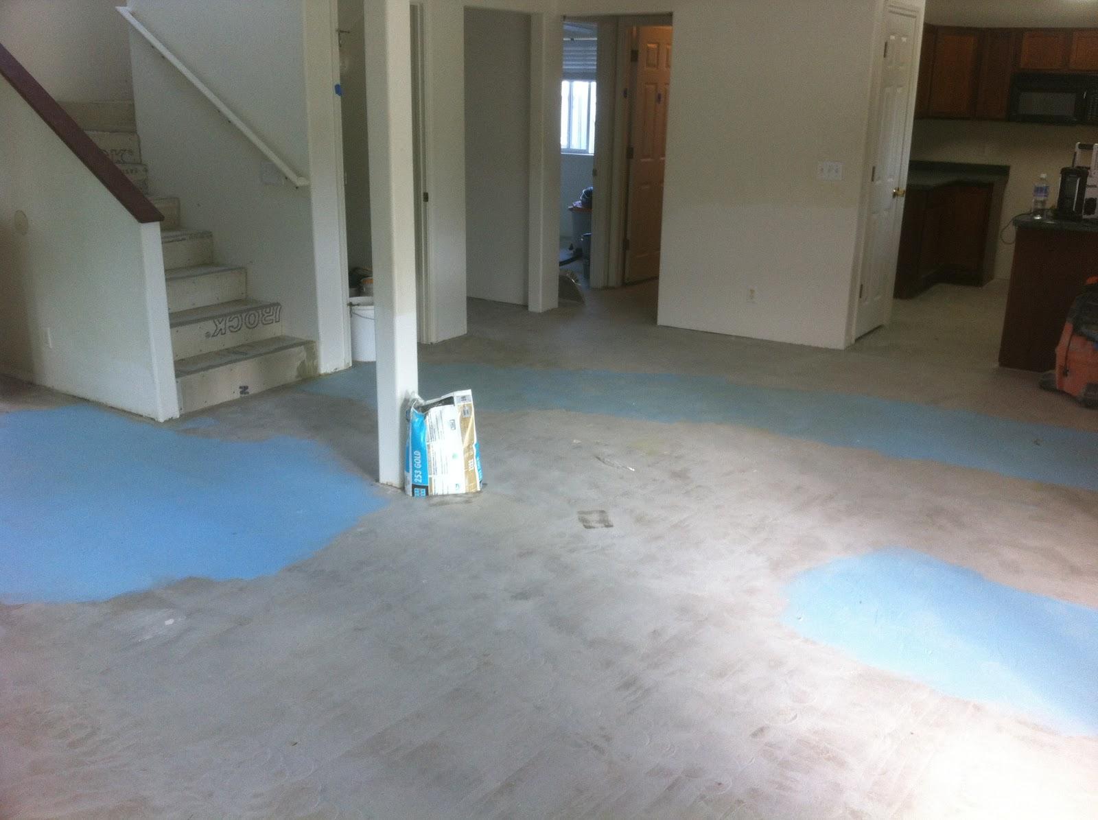 Tile Floors: Anti-fracture Membrane For Tile Floors