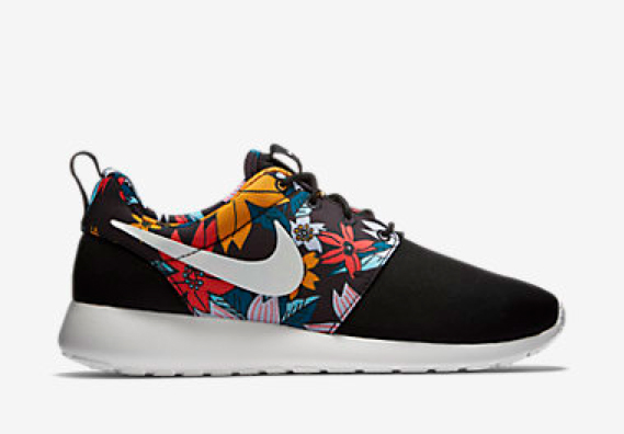 Nike Roshe One Sneakers / Кроссовки Nike Roshe One