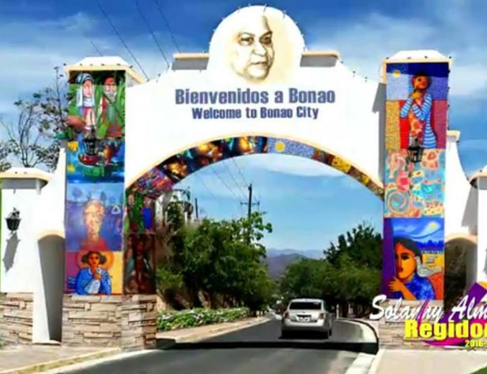 BIENVENIDO A BONAO
